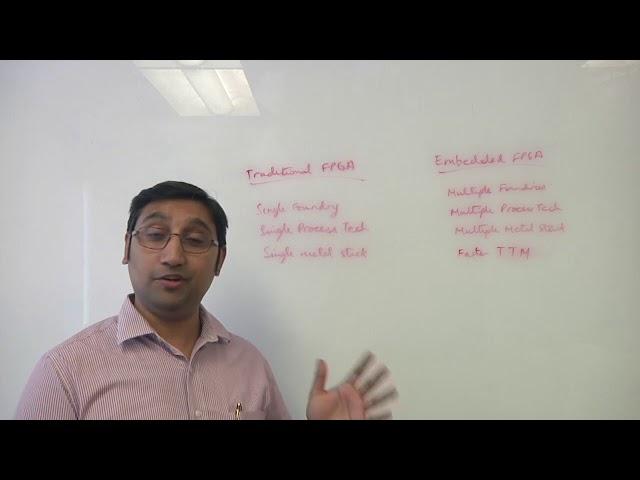 eFPGA vs. FPGA Design Methodologies
