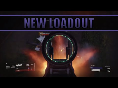 MY NEW LOADOUT | Destiny (Crucible)