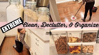 extreme-clean-organize-declutter-with-me-clean-with-me-2018-beauty-and-the-beastons