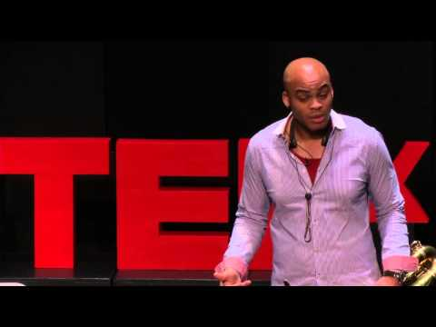Fostering pride in Black American art | Wayne Escoffery | TEDxBarnardCollege