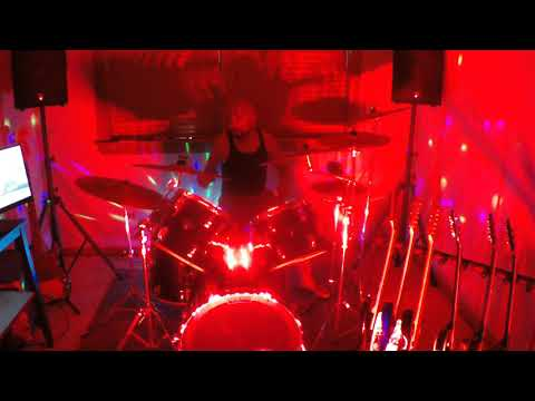 Baby Got Gone - drum cover - Kenny Wayne Shepard