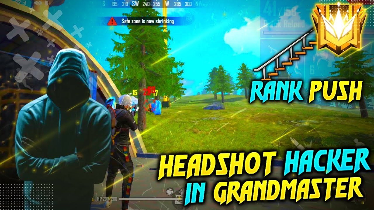 HEADSHOT HACKER IN MY MATCH - #JONTYGAMING - GARENA FREEFIRE BATTLEGROUND