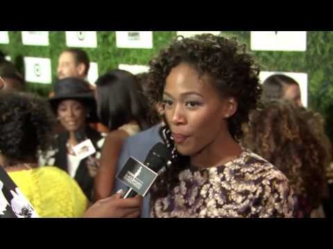 Nicole Beharie  7th Annual ESSENCE Black Women in Hollywood