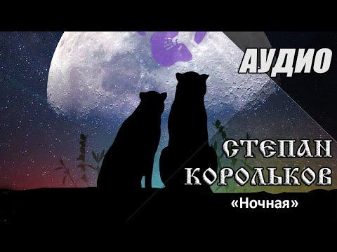 """""""Ночная"""" / Степан Корольков (сингл 2019)"""