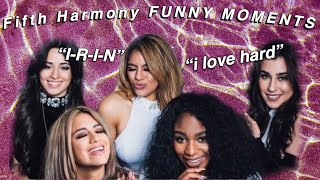 Fifth Harmony FUNNY MOMENTS