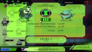 Ben 10 Omniverse Code Red Gameplay Walkthrough