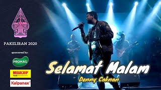 Denny Caknan - Selamat Malam | Sugeng Dalu (Live Konser Pakeliran 2020)
