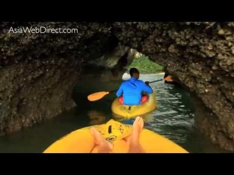 PHANG NGA BAY – Kayaking with John Gray Sea Canoe