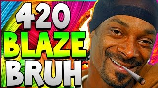 """420 BLAZE IT"" ~ ""Black Ops 2 Zombies Town Challenge"" ~ ""Happy 420 Day!"" ~ ""High Challenge""!!!"