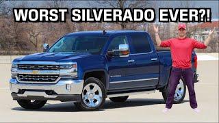 The WORST Chevy Silverado You Should Never Buy