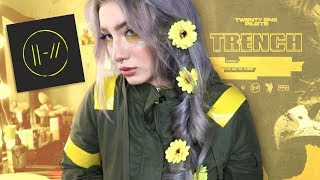 TRENCH INSPIRED HAIR AND MAKEUP TUTORIAL ( twenty one pilots )