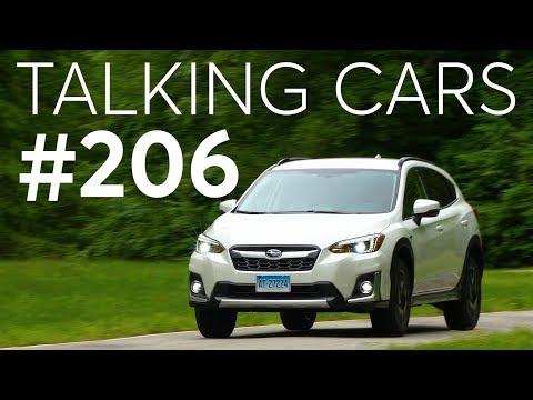 2019 Subaru Crosstrek Plug-in Hybrid First Impressions; Audience Questions  Talking Cars #206