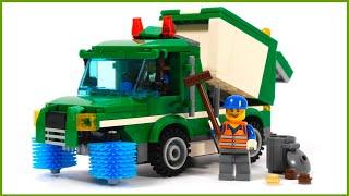 Garbage Truck Enlighten 1111 Speed Build
