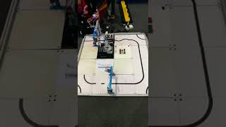 Middle-school Team - Robotic Competition with DOBOT Magician
