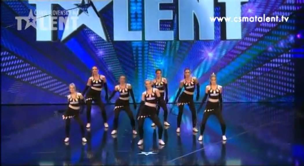 TK Black and White Hodonín | Česko Slovensko má talent 2012