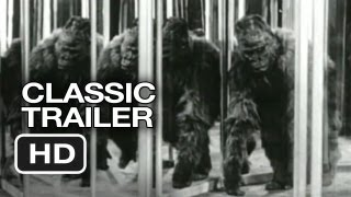 Gorilla at Large Classic Trailer (1954) Thriller Movie HD