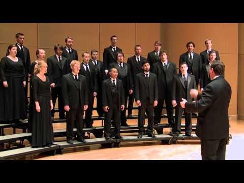 "CWU Chamber Choir: Gjeilo - ""Sanctus"""