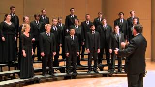 "CWU Chamber Choir: Gjeilo - ""Sanctus"""