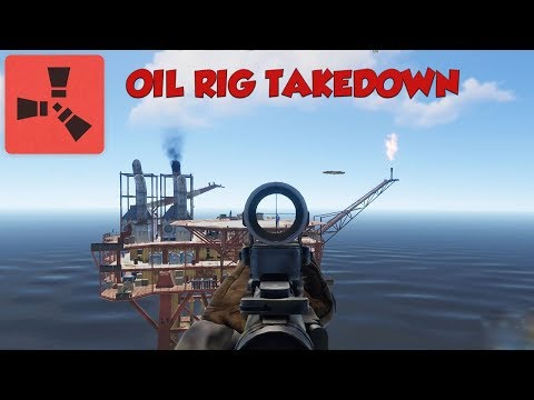 Rust - The Oil Rig thumbnail