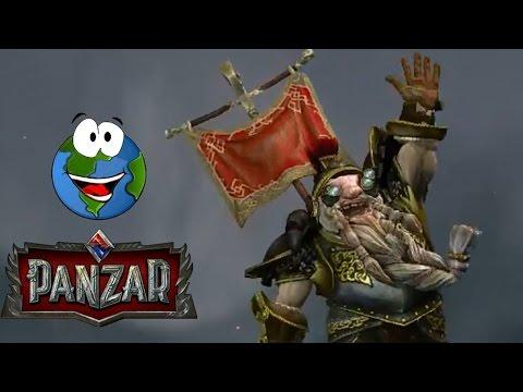 видео: panzar за Канонира - Защищаем монастырь на Змеином озере