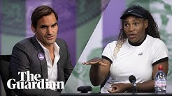 Serena Williams and Roger Federer voice frustrations with tennis doping tests