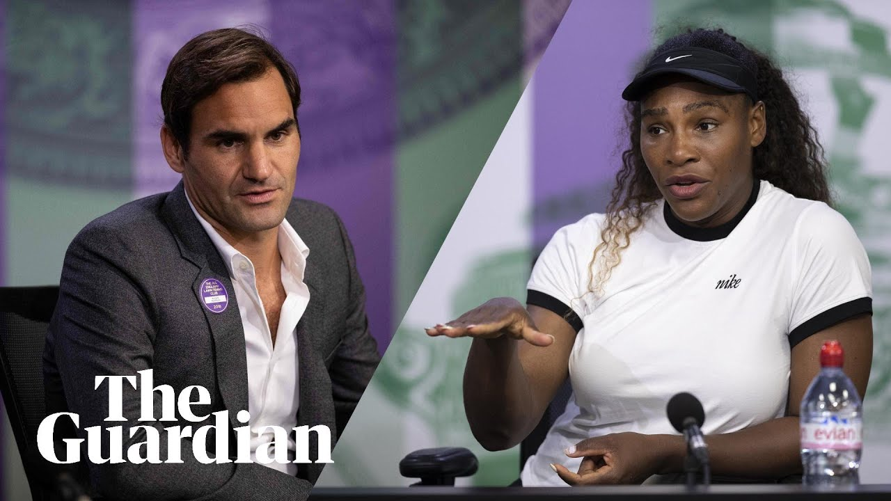 Opinion: Don't push tennis legends Roger Federer and Serena ...