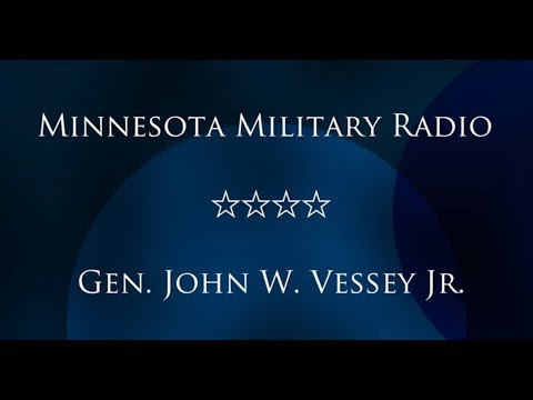 Gen. John W. Vessey on Minnesota Military Radio