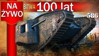 100 lat czołgów - nowy tryb - bitwa na żywo - World of Tanks