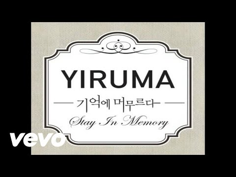 Yiruma, 이루마 - Falling In Love (Piano Ver.)