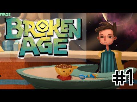 Broken Age (video game) #1  