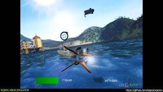 XQEMU Xbox Emulator - SeaBlade Ingame - realtime! (5cf8131)