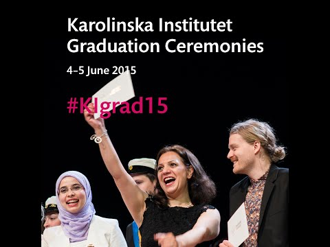 Global Masters Graduation Ceremony 2015
