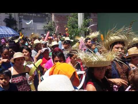 2 de Agosto Santa Ana Visita su Pueblo.
