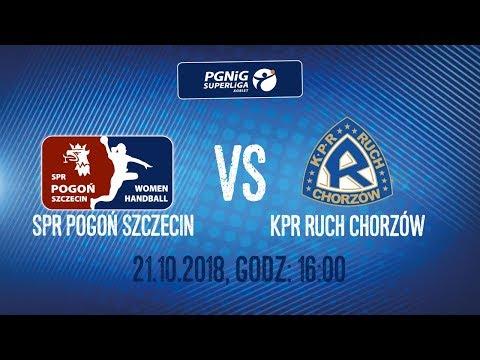 SPR Pogoń Szczecin - KPR Ruch Chorzów