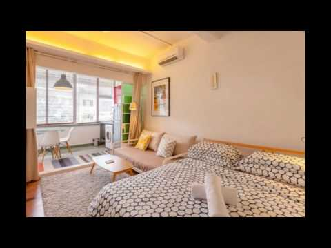 Singapore vacation travel guide - Studio Chalet Near Pool (Twin) Loyang