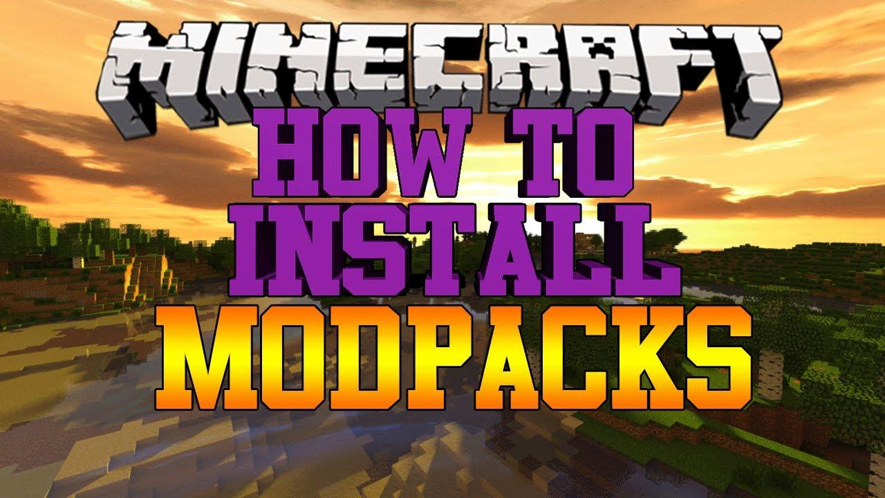 Minecraft Mod Packs