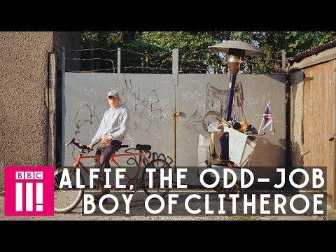 Alfie, The Odd-Job Boy of Clitheroe