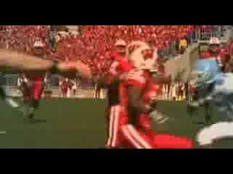 Wisconsin Badgers 2008 Football Music Video