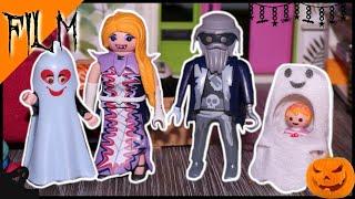 Playmobil Film deutsch  Gruseliges Halloween Kostüm 🎃Spielzeug Kinderfilm