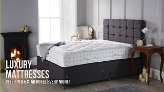 Get a Luxury Hotel Beds In Your Home