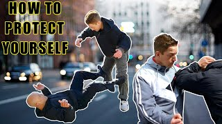 How to protect yourself   Self defense technique
