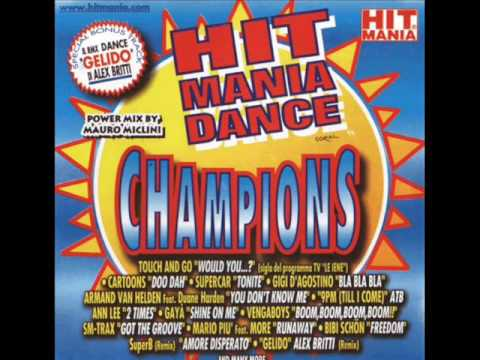 Hit Mania Dance Champions 99 08. SM Trax Got-The Groove