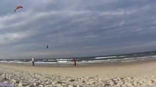 Kitesurfing Jastarnia - Draga