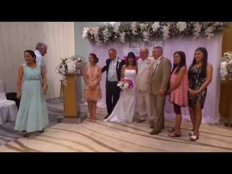 Matt & Rita's Wedding