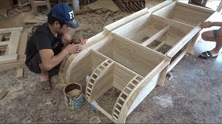 Amazing Techniques Woodworking You Need See// Woodworking