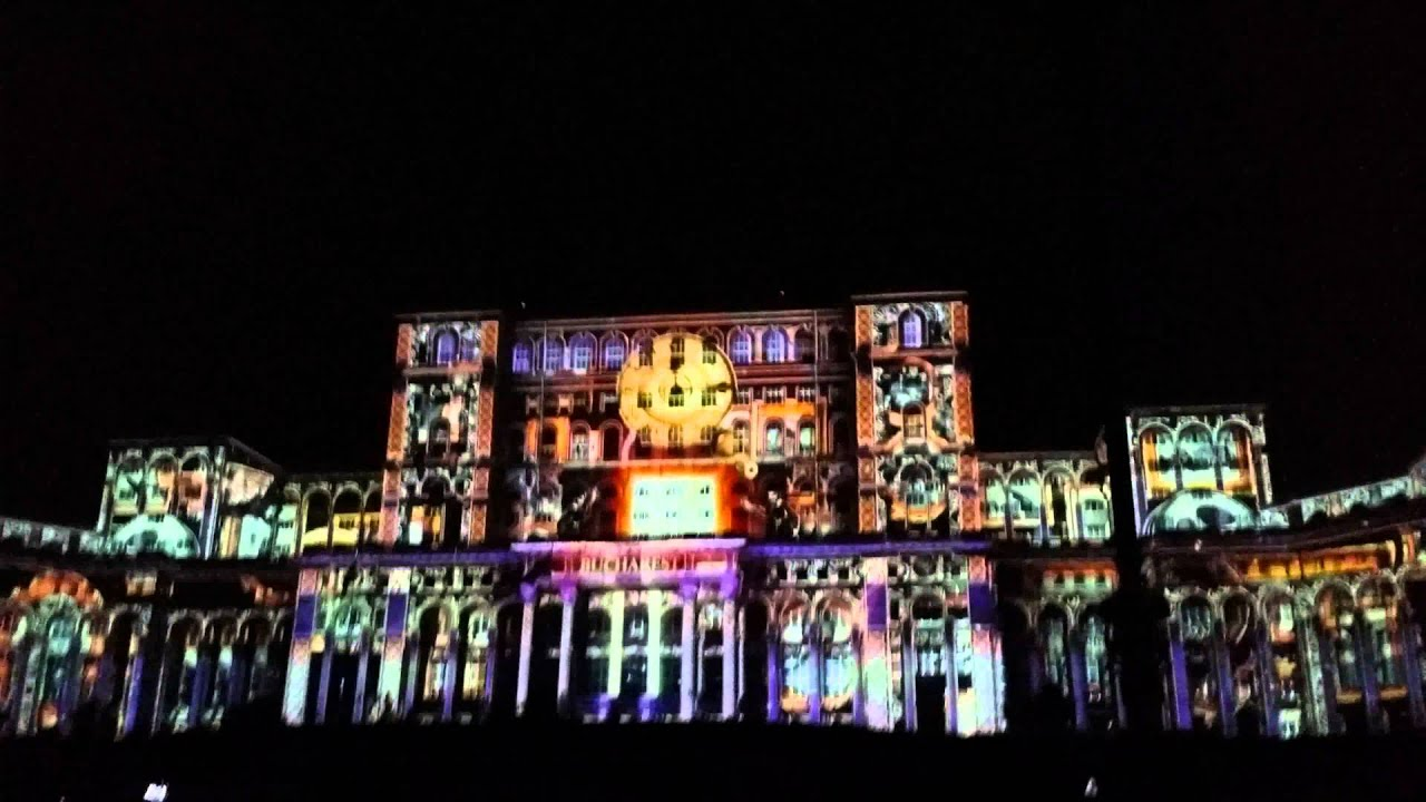 World's Best Projection Mapping - Bucharest Romania September 2014, on tone mapping, product mapping, control mapping, displacement mapping, digital mapping, shadow mapping, solution mapping, identity mapping, project mapping, function mapping, memory mapping,