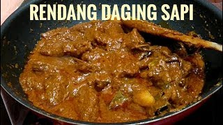 Download Video RESEP RENDANG DAGING MP3 3GP MP4