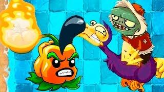 Игра Растения Против Зомби 2 смотреть прохождение от Flavios (Plants vs zombies) #30