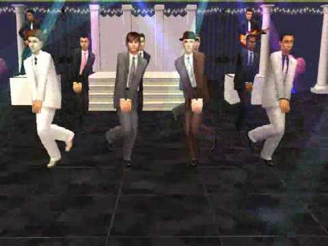High School Musical 3 - A night to remember sims 2 version