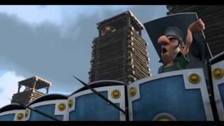 Астерикс: Земля Богов (2014) трейлер